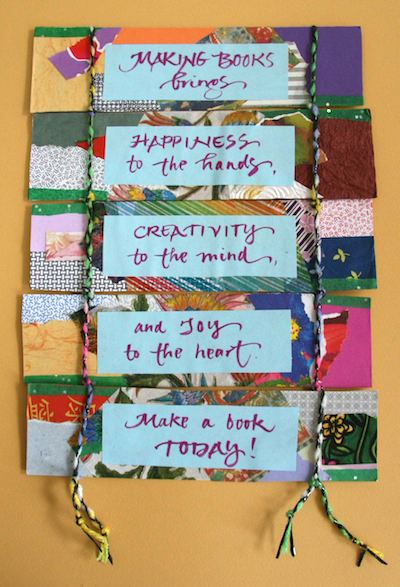 How To Make A Book About Your Life : Making books for your valentine bringing to life